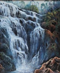 McKenzie Falls, at the Grampians