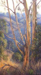 Our Beautiful gum, Apollo Bay (24 x 40 cm)